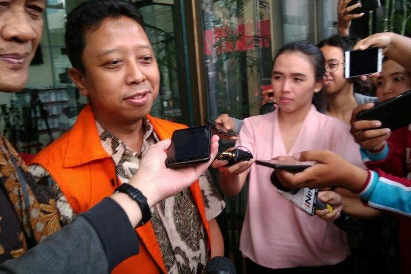 KPK ajukan kasasi karena Pengadilan Tinggi DKI kurangi hukuman Romahurmuziy