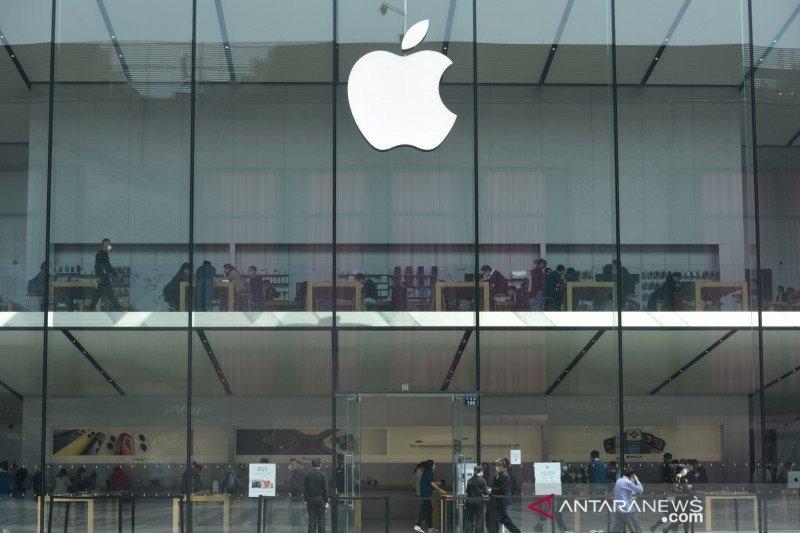 Apple terapkan cara belanja baru pada toko yang akan dibuka