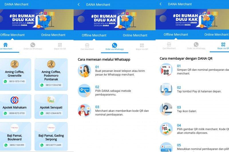 DANA hadirkan layanan 'Home Shopping' untuk belanja digital