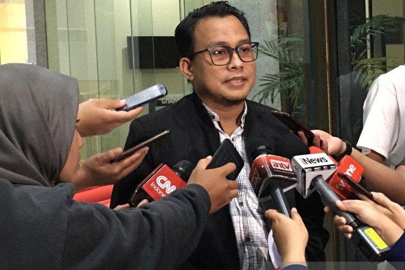 KPK panggil tiga saksi terkait kasus suap perkara di MA