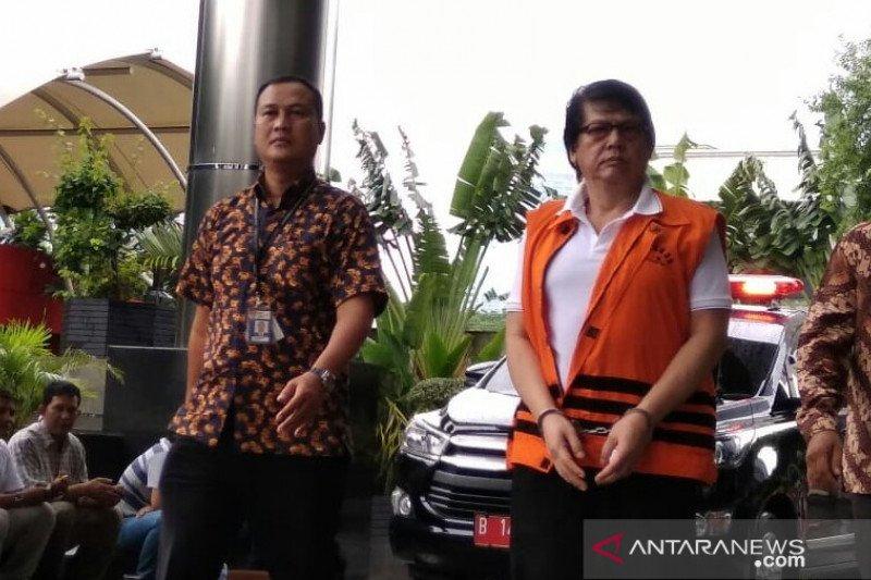 KPK panggil saksi  kasus  ruang terbuka  Pemkot Bandung