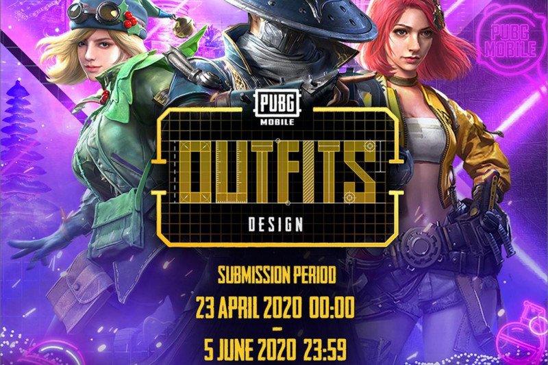 Game online PUBG Mobile adakan lomba merancang pakaian