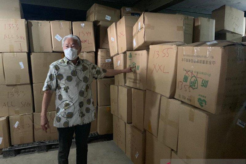 Mantan Mendag bantu Kota Cirebon tangani COVID-19