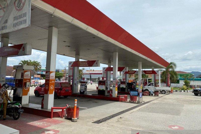 Kabar gembira untuk Kota Solok, PT Pertamina hadirkan bahan bakar berkualitas