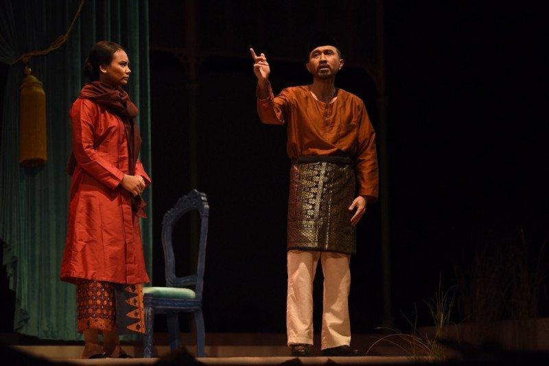 """Pertunjukan teater """"Nyanyi Sunyi Revolusi"""" dapat disaksikan di YouTube"""