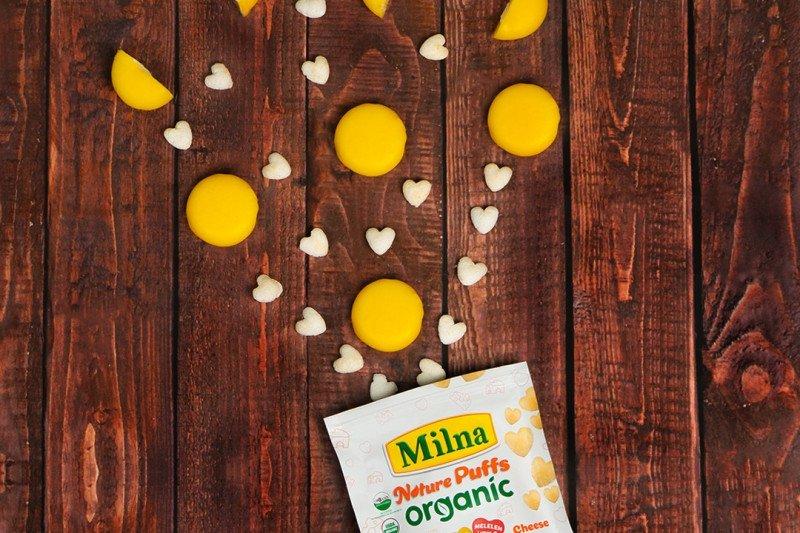 Ini manfaat makanan pendamping ASI organik untuk anak