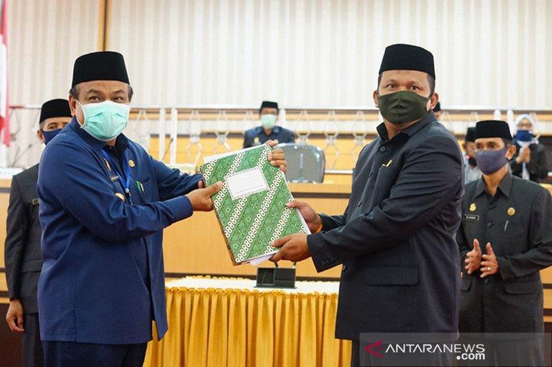 DPRD gelar paripurna terkait LKPj Bupati Bone 2019