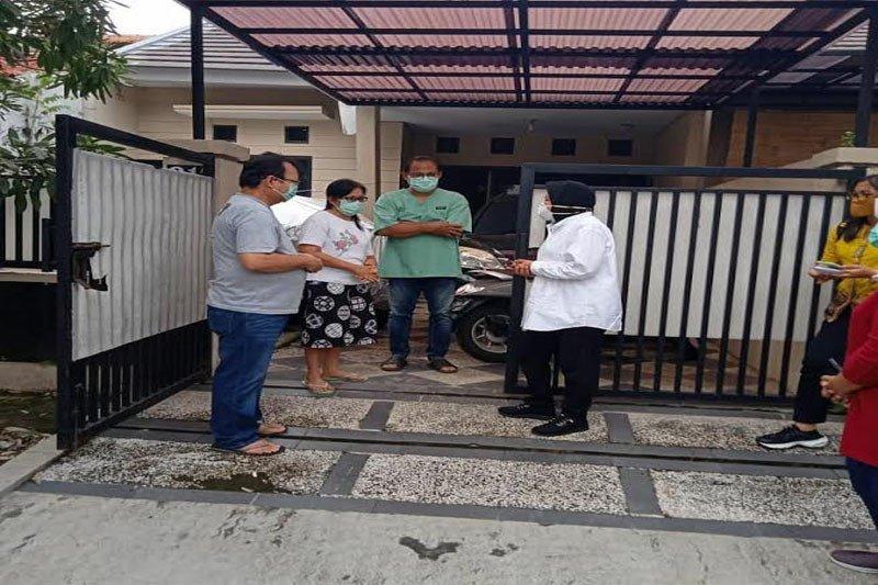 Wali Kota Surabaya sampaikan belasungkawa kepada orang tua dr Indra