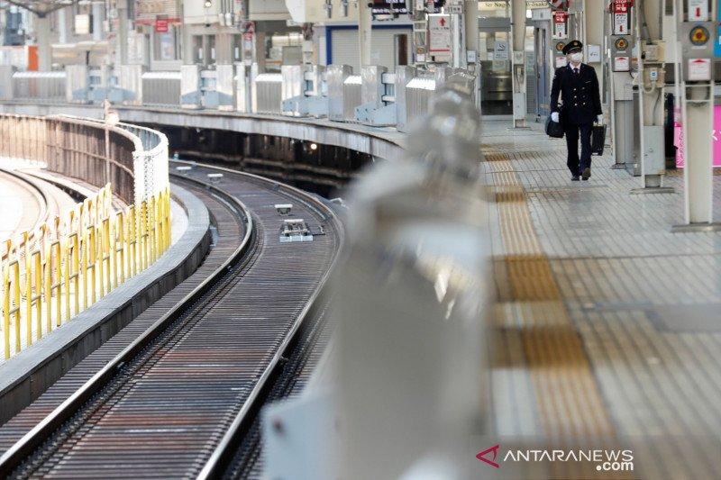 Akibat pandemi COVID-19, pekerja lansia Jepang tak mampu bayar sewa rumah