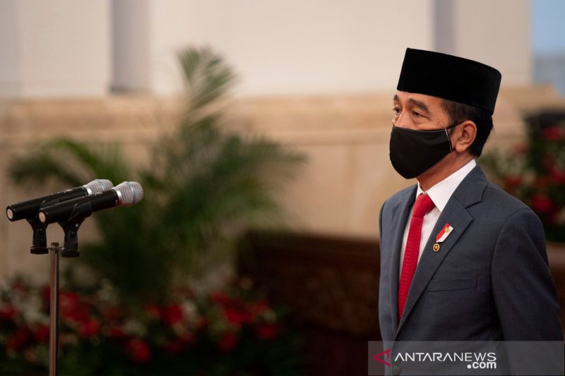 Presiden Jokowi minta jajarannya kaji dua opsi pengganti cuti Lebaran 2020