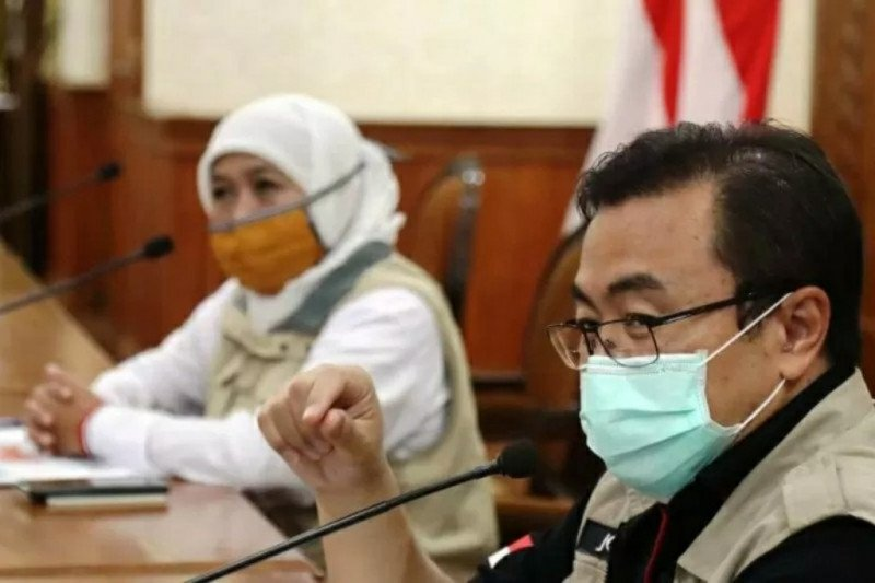 Klaster baru corona ditemukan di pabrik rokok Surabaya