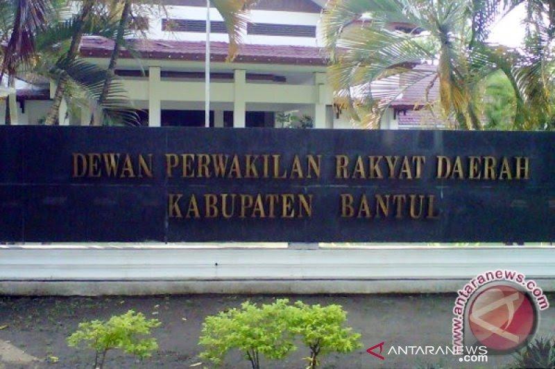 DPRD Bantul membentuk pansus pengawasan anggaran penanganan COVID-19