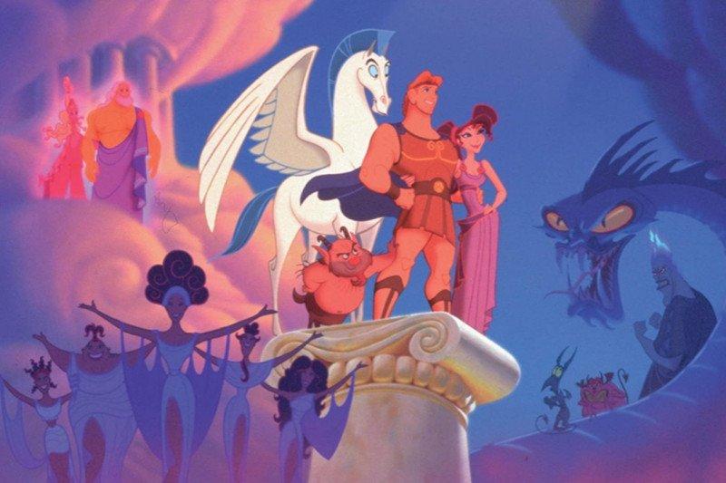 Film 'Hercules' akan dibuat kembali dalam 'live action'