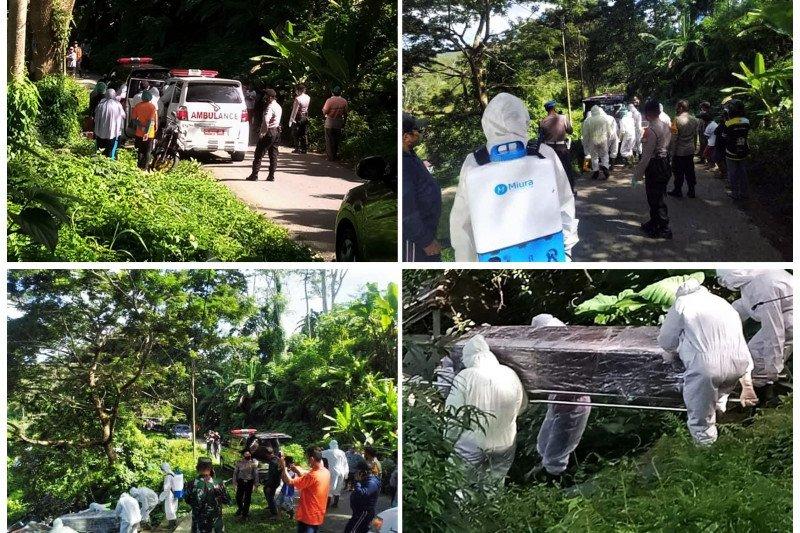 Pasien TBC dimakamkan dengan protokol COVID-19 di Ambon