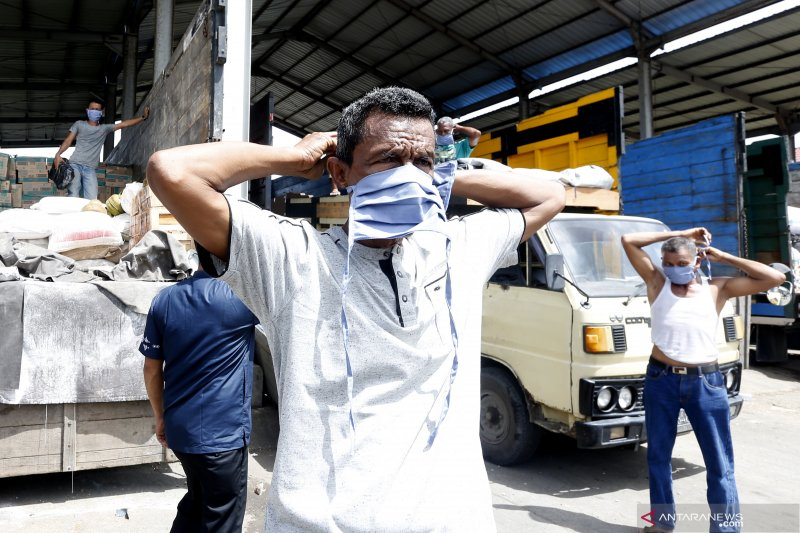 Buruh di Lampung diminta terapkan prokes saat Hari Buruh