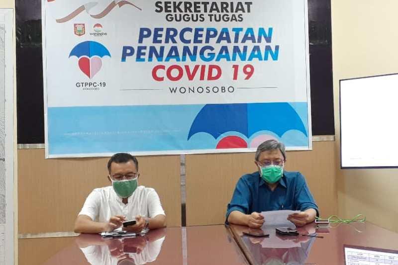 83 pasien  COVID-19 di  Wonosobo dinyatakan sembuh