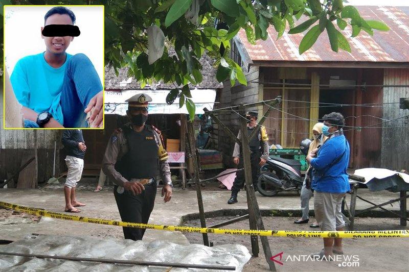 Terduga teror Bom di Seruyan dikenal senang menyendiri