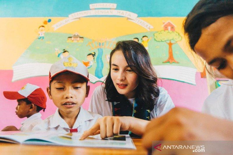 Chelsea Islan galang dana untuk bantu ribuan anak di Indonesia Timur