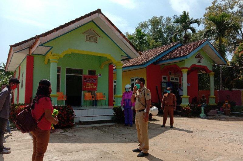 Relawan desa, benteng mencegah COVID-19 di Kabupaten Lampung Timur