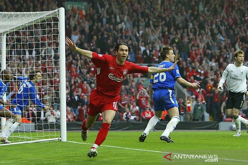"""Kenang sejarah, hari ini kisruh """"gol hantu"""" Luis Garcia ke gawang Chelsea"""