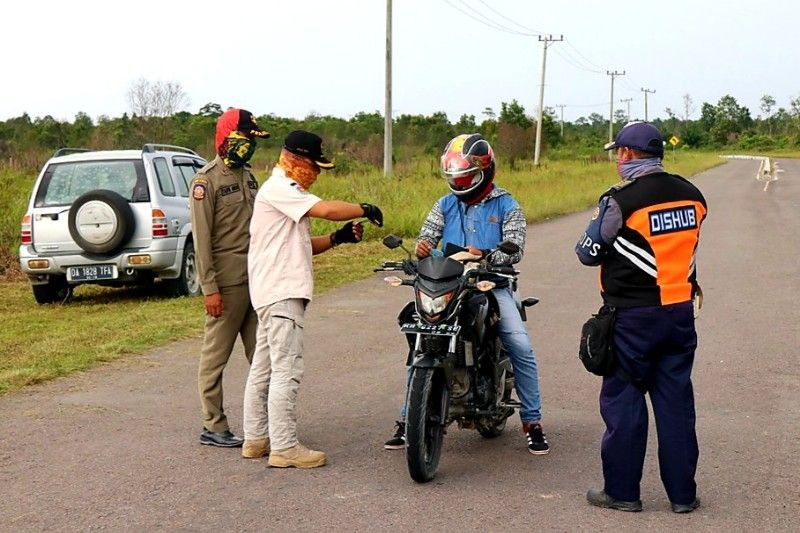 Sukamara perketat pengawasan terhadap pengendara dari luar daerah