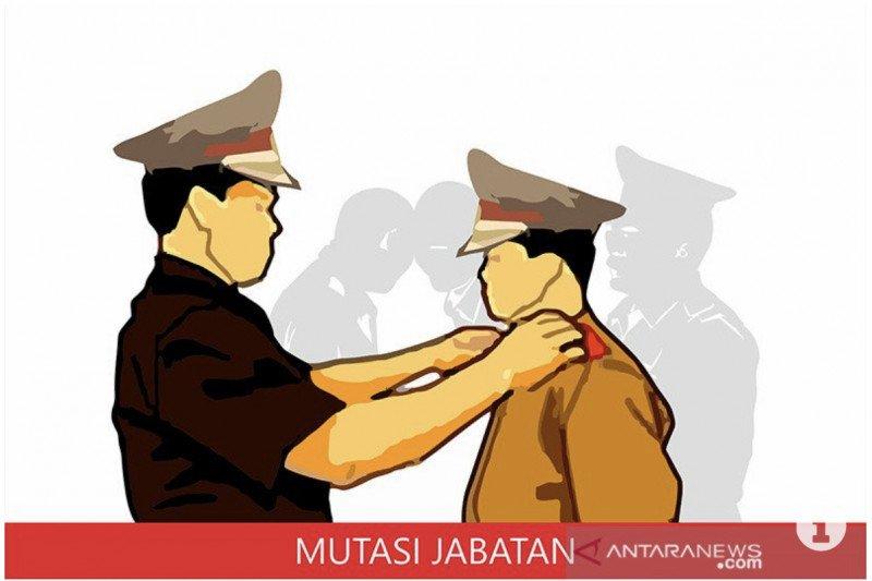 Kapolri Idham Azis mutasi sejumlah pejabat Polri