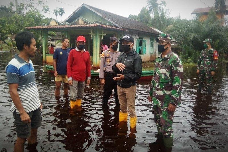Banjir di Kotim terus meluas