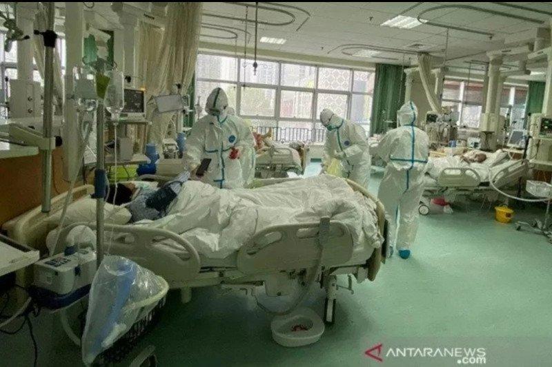 Pasien corona bergolongan darah A lebih berisiko gagal nafas