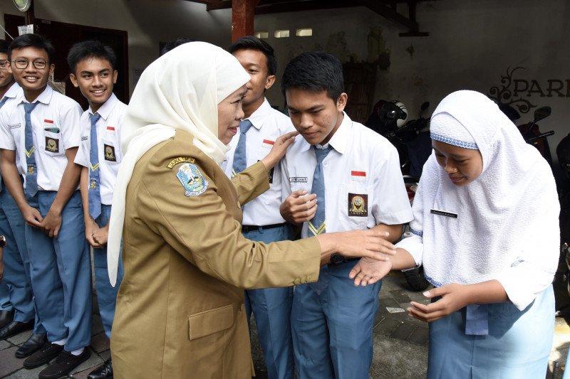 Gubernur Khofifah bangga siswa Jawa Timur paling banyak lolos SNMPTN 2020