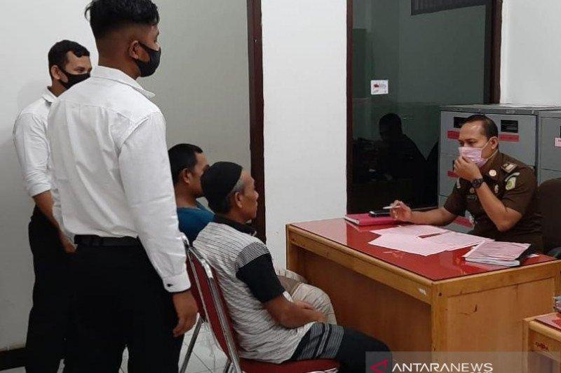 Dua tersangka penambang emas ilegal terancam 10 tahun penjara