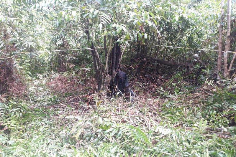 Warga Murung Raya temukan mayat di hutan