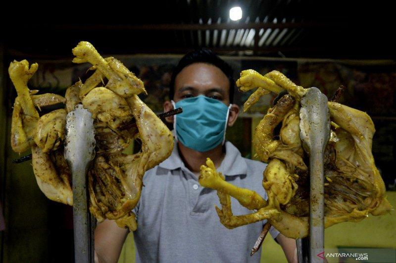 Ayam Bakar Tolak Pinggang
