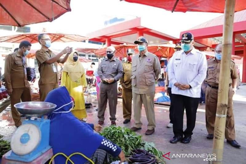 Pemkot Solok resmikan Pasar Syariah Abdurrahman Bin Auf