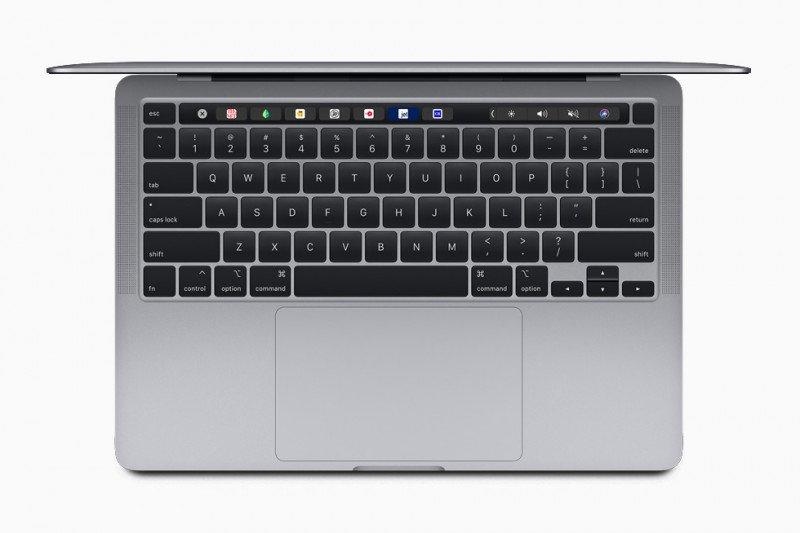 Apple perkenalkan MacBook Pro dengan keyboard anyar