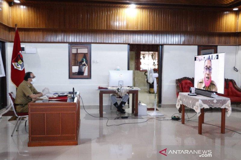 Pemerintah Kabupaten Minahasa upayakan cegah korupsi