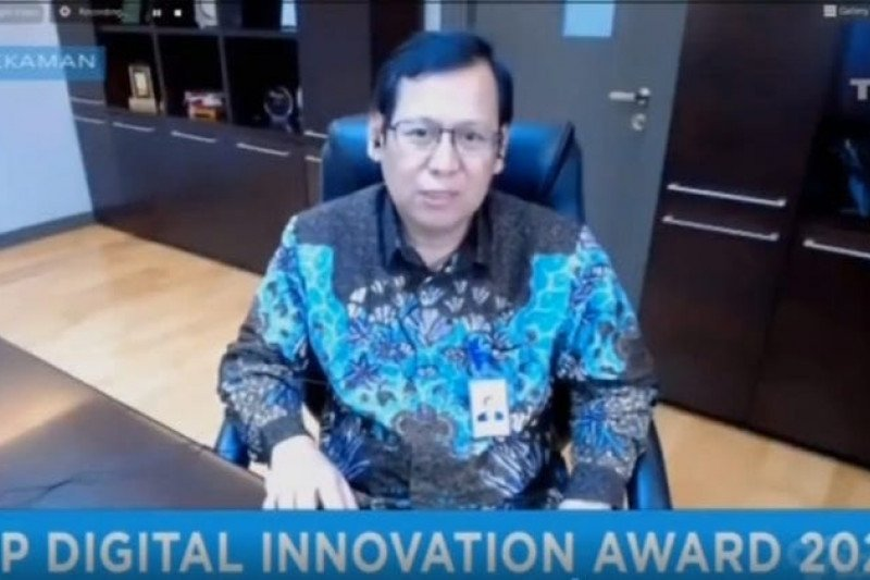 Pusri raih dua penghargaan Top Digital Innovation Award 2020