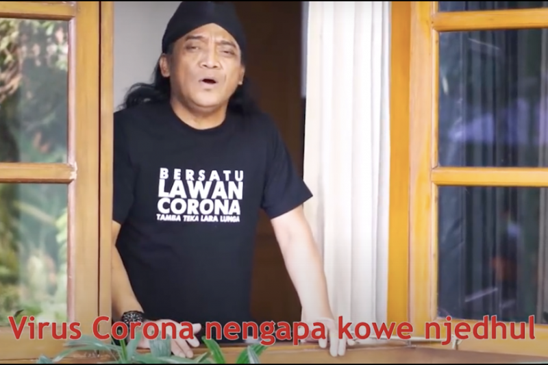 """Didi Kempot sempat buat lagu """"Ojo Mudik"""" sebelum meninggal, video sudah diunggah di YouTube"""