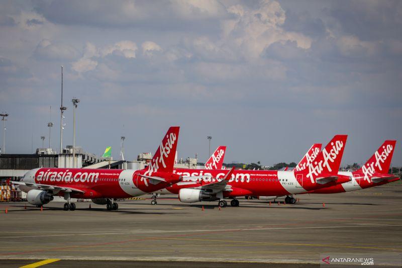 AirAsia hentikan penerbangan ke KL hingga 6 Agustus