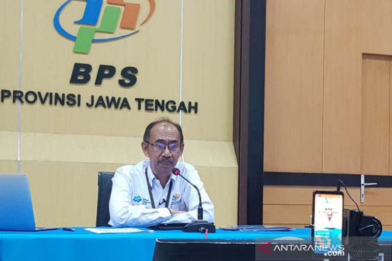 BPS:  Inflasi Jateng  tiga bulan terakhir naik