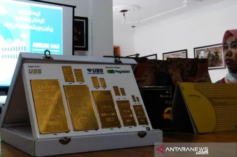 Pegadaian ajak masyarakat menabung emas juga berdonasi
