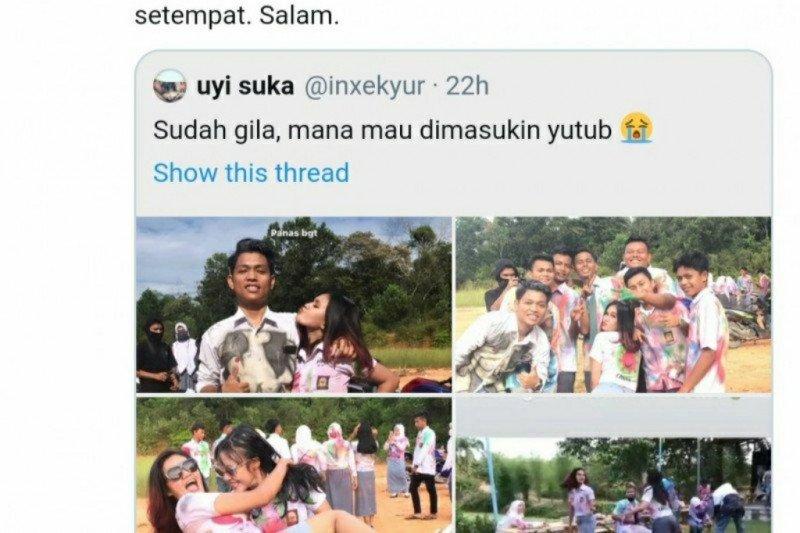 Buntut foto vulgar, DPRD Riau: evaluasi kelulusan siswa