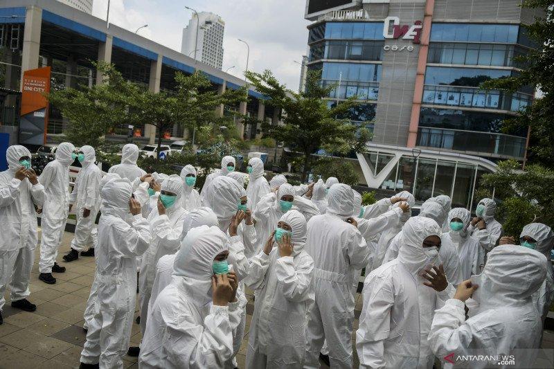Di Jakarta, 1.648 orang dinyatakan sembuh dari COVID-19, meninggal 506