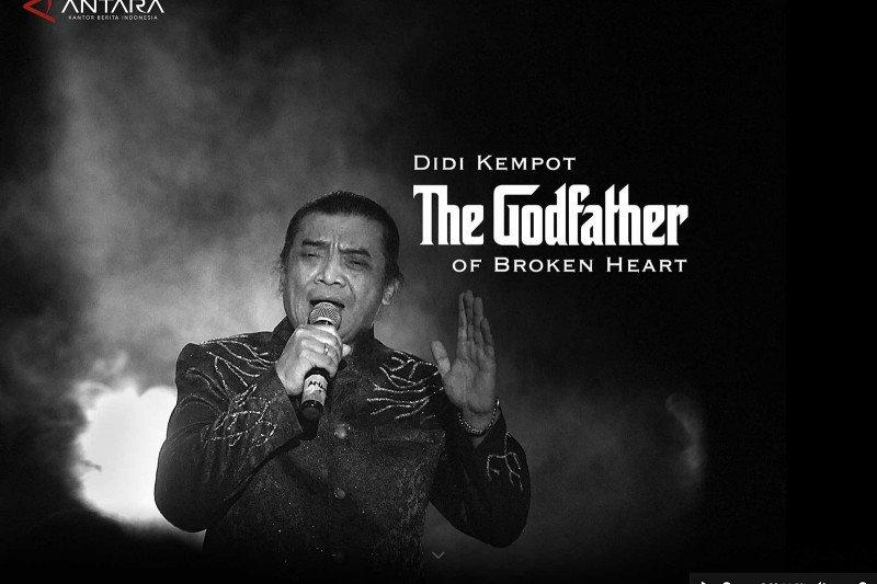 "Didi Kempot ""The Godfather of Broken Heart"""