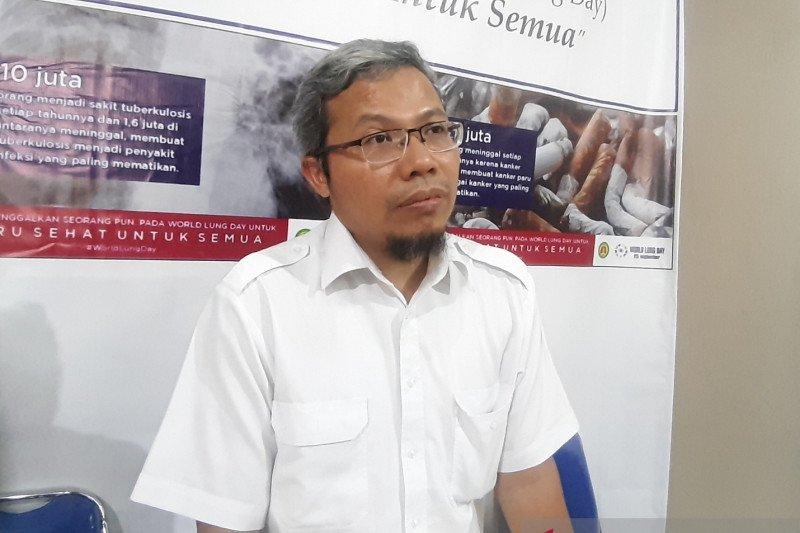 Dokter paru: Hasil PCR tidak 100 persen akurat
