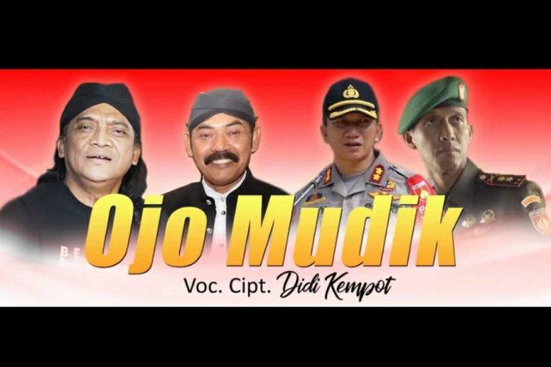 """Prihatin COVID-19, Didi Kempot karang """"Ojo Mudik"""" sebelum meninggal"""