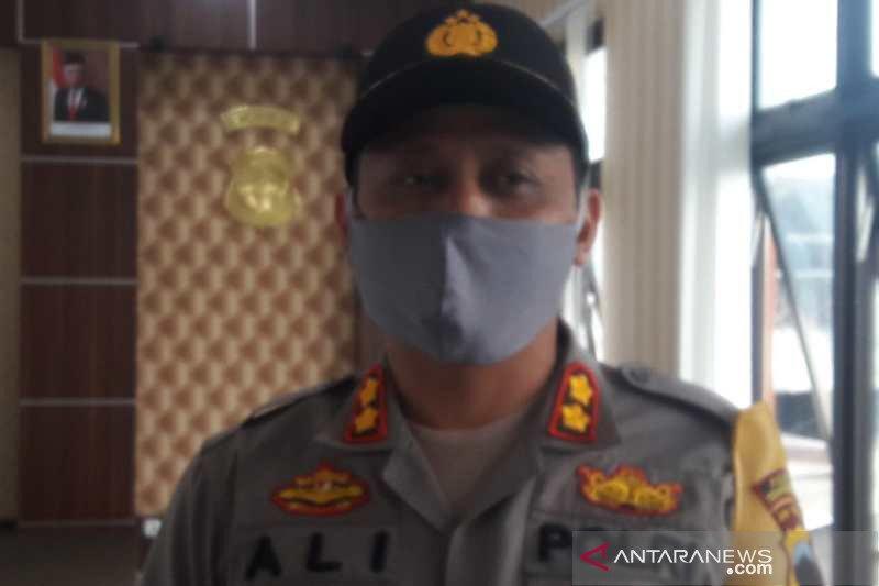 Kasus kriminalitas meningkat 15 persen, Kapolres Temanggung sebut tak terkait asimilasi