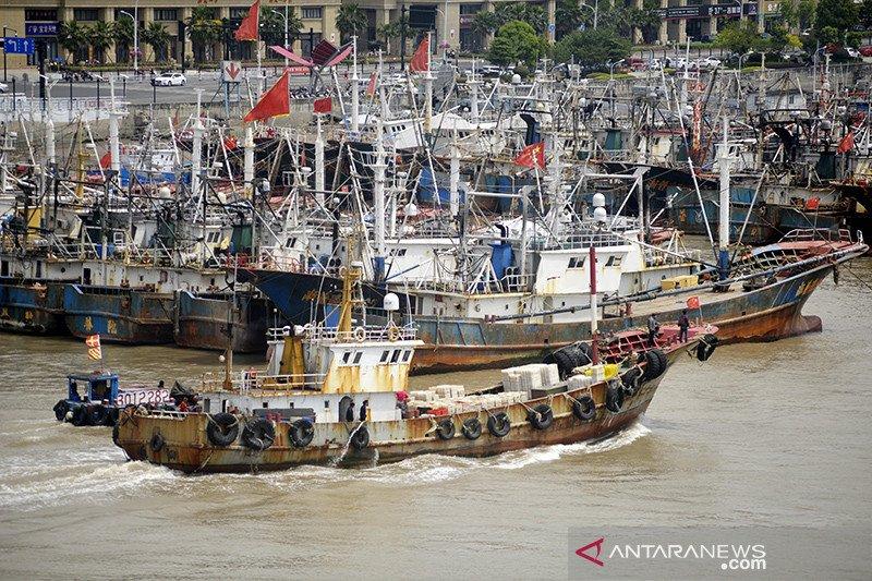 Larangan mencari ikan di perairan Laut China Timur resmi dicabut