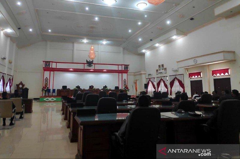 Bupati sampaikan LKPJ 2019 ke DPRD Barito Selatan