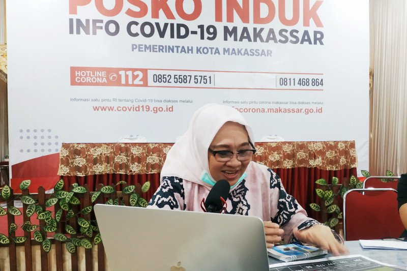 Dinkes Makassar : Hasil rapid test 316 orang reaktif COVID-19