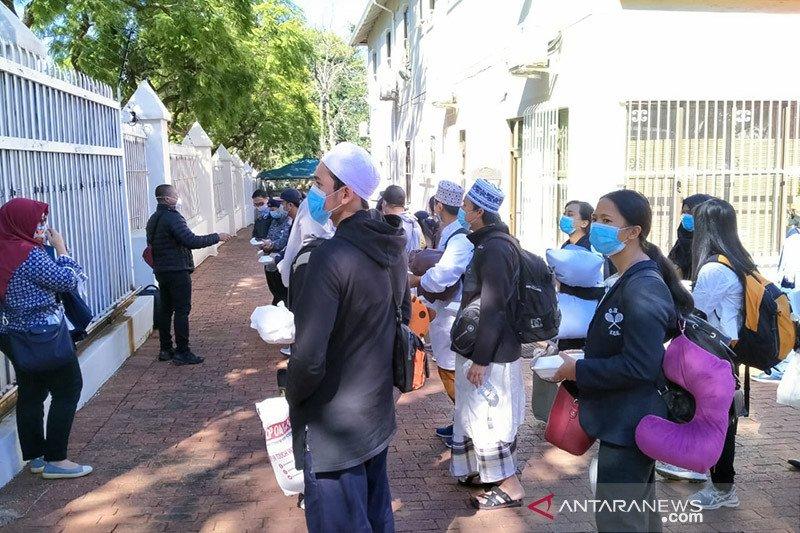 KBRI Pretoria bantu pulangkan 27 WNI dari Afrika Selatan ke Tanah Air